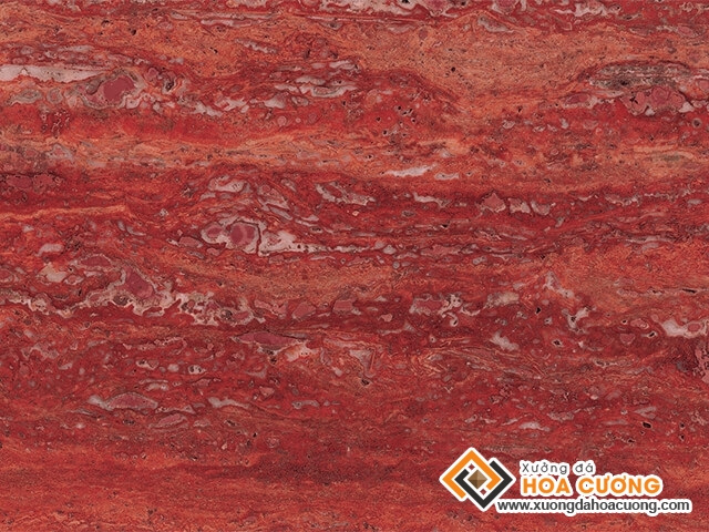 da red travertine