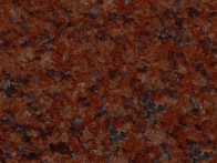 granite new imperial red